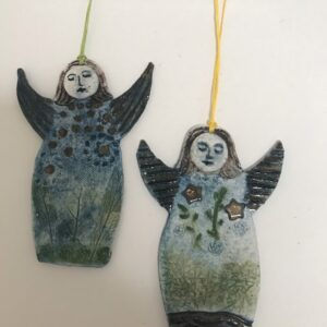 Angel tree decorations